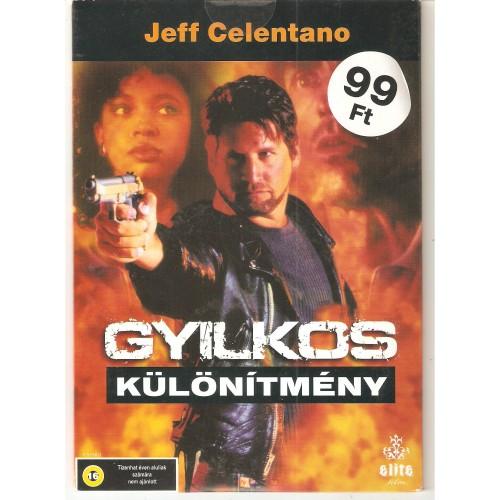 Gyilkos különítmény (papírtokos DVD)