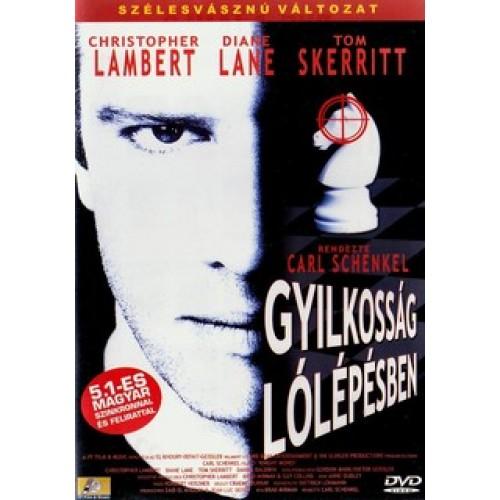 Gyilkosság lólépésben (DVD)