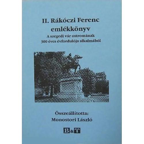 II. Rákóczi Ferenc emlékkönyv