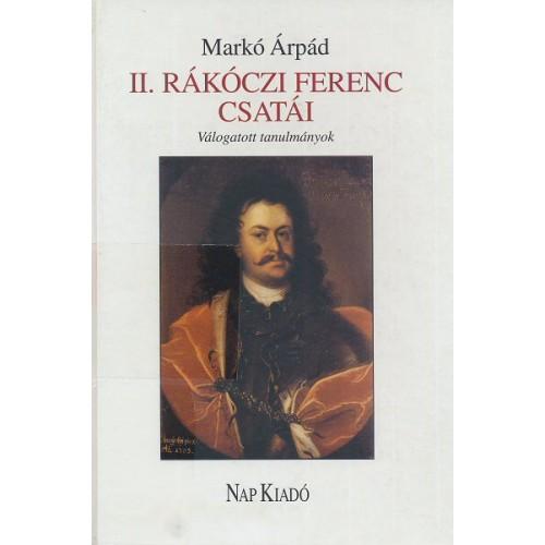 II. Rákóczi Ferenc csatái