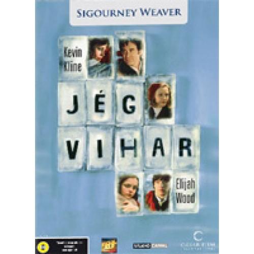 Jégvihar (DVD)