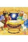 Jézus születése – Bibliai kör-kép (lapozó)