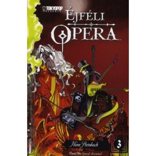 Éjféli opera 3. (képregény)