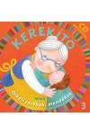 Kerekítő 3. CD-melléklettel, Móra kiadó, Gyermek- és ifjúsági könyvek