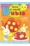 Keress és számolj! (Bubik), Csengőkert kiadó, Gyermek- és ifjúsági könyvek