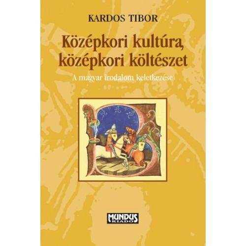 Középkori kultúra, középkori költészet