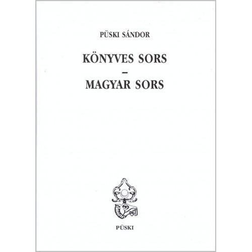 Könyves sors - magyar sors
