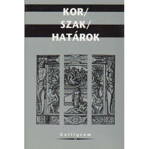 Kor/Szak/Határok