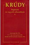 Krúdy Gyula összegyűjtött művei 15. (Regények és nagyobb elbeszélések 8.)