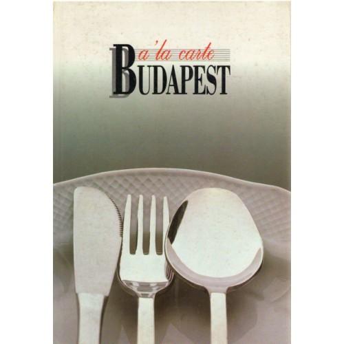 Á la carte Budapest (német nyelven)