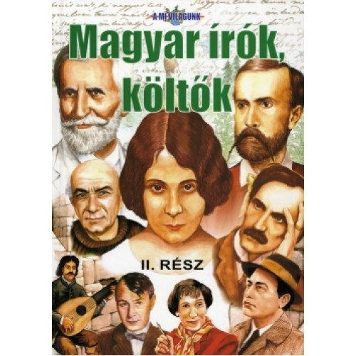 Magyar írók költők