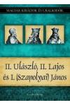 Magyar királyok és uralkodók 14.-22. és 24.-26. kötet egy csomagban