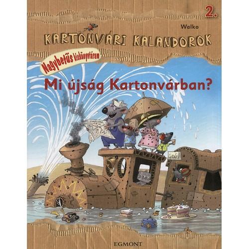 Mi újság Kartonvárban? Kartonvári kalandok 2.