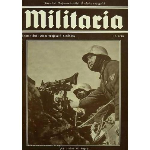 Militaria 13.