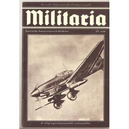 Militaria 23.