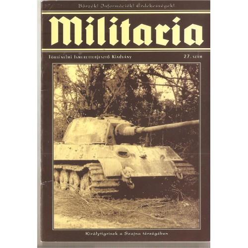 Militaria 27.