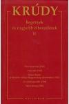 Krúdy Gyula összegyűjtött művei 17. (Regények és nagyobb elbeszélések 10.)