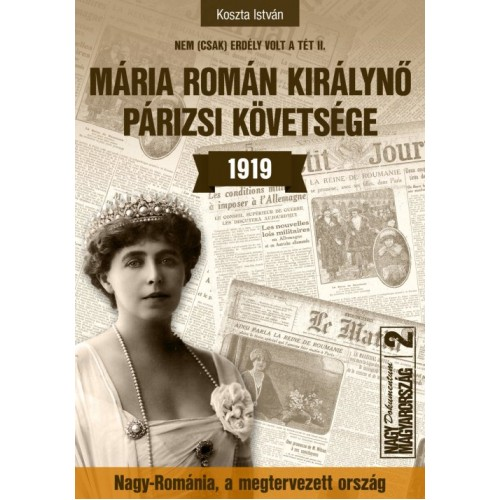 Mária román királynő párizsi követsége