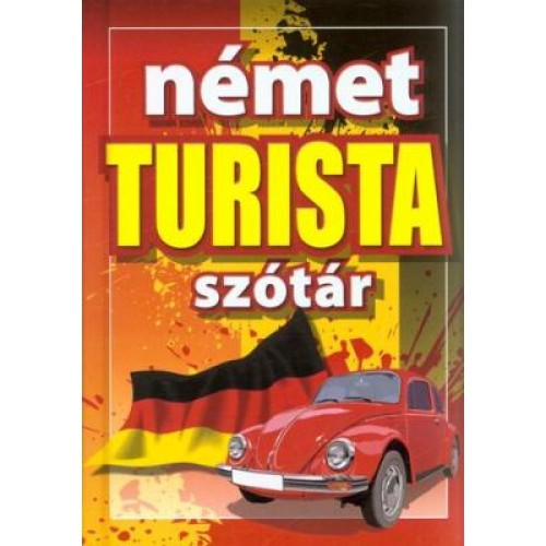 Német turista szótár