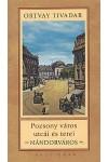 Pozsony város utcái és terei - Nándorváros, Kalligram kiadó, Földrajz, térképek, utazás
