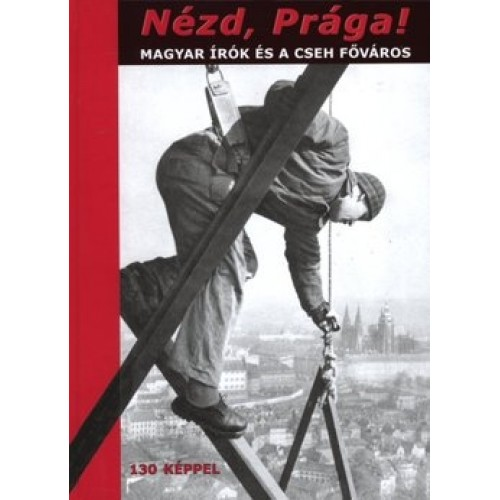 Nézd, Prága! Magyar írók és a cseh főváros