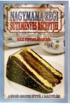 Nagymama régi süteményes receptjei, Vagabund kiadó, Szakácskönyvek, gasztronómia
