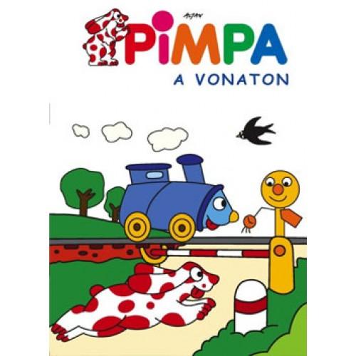 Pimpa a vonaton (DVD) *