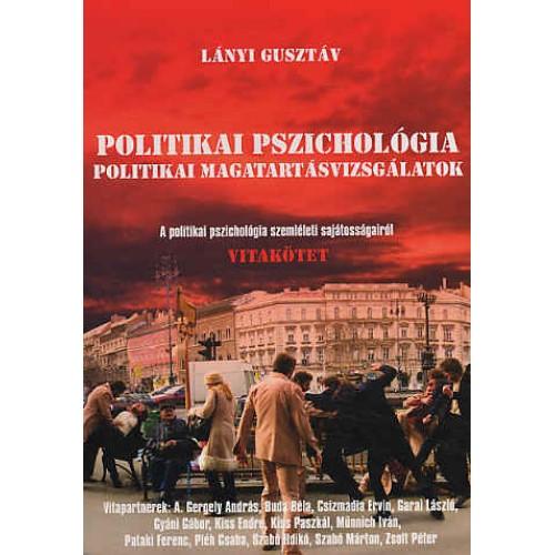 Politikai pszichológia, politikai magatartásvizsgálatok