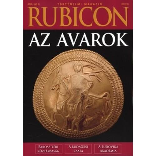 Rubicon - Az avarok 2011/11