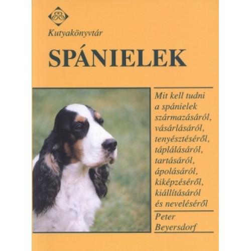 Spánielek (Kutyakönyvtár)