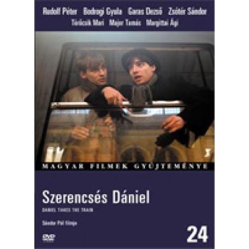 Szerencsés Dániel (DVD) *