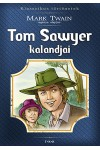 Tom Sawyer kalandjai (Klasszikus történetek)