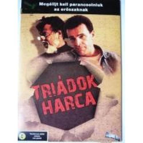 Triádok harca (papírtokos DVD)