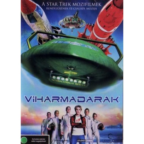 Viharmadarak (DVD)
