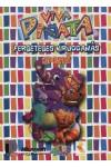 Viva piñata - Fergeteges kiruccanás (kifestő), InterDomino kiadó, Gyermek- és ifjúsági könyvek