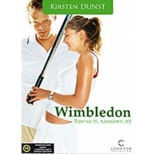 Wimbledon - Szerva itt, szerelem ott (DVD)