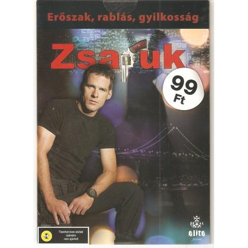 Zsaruk (papírtokos DVD)