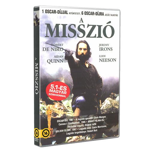 A misszió (DVD) *