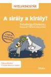 A sirály a király? - Feladatgyűjtemény Bosnyák Viktória könyvéhez, Móra kiadó, Gyermek- és ifjúsági könyvek
