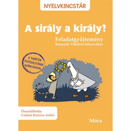 A sirály a király? – Feladatgyűjtemény Bosnyák Viktória könyvéhez (Nyelvkincstár)
