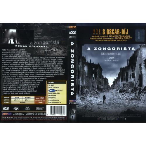 A zongorista (DVD)