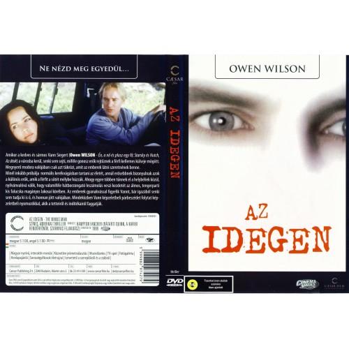 Az Idegen (DVD)