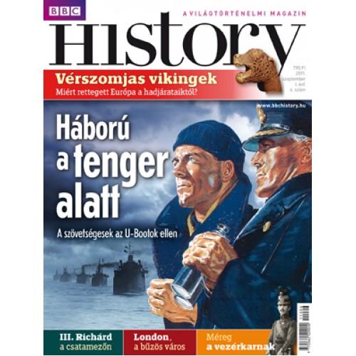 BBC History I. évfolyam, 6. szám (2011. szeptember)