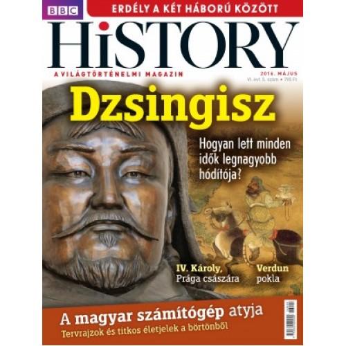 BBC History VI. évfolyam, 5. szám (2016. május)
