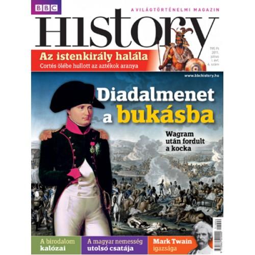 BBC History I. évfolyam, 4. szám (2011. július)