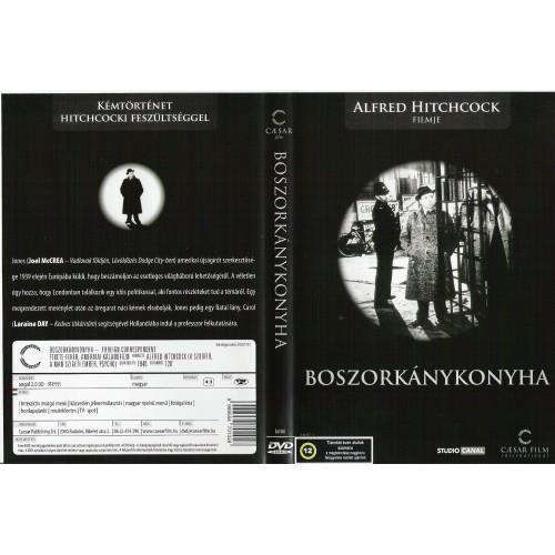 Boszorkánykonyha (DVD)