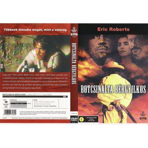 Botcsinálta bérgyilkos (papírtokos DVD)