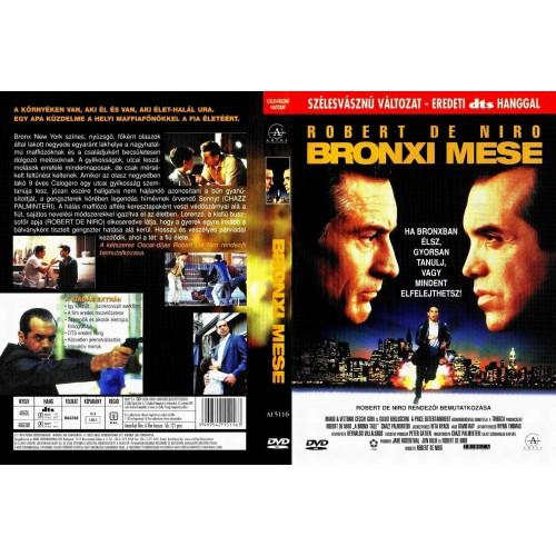 Bronxi mese (DVD)
