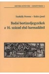 Budai bortizedjegyzékek a 16. század első harmadából