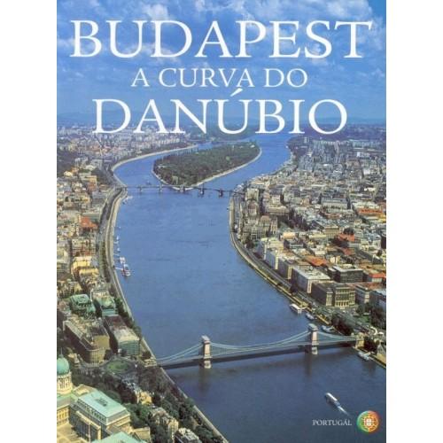Budapest, Dunakanyar a curva do Danúbio (portugál)